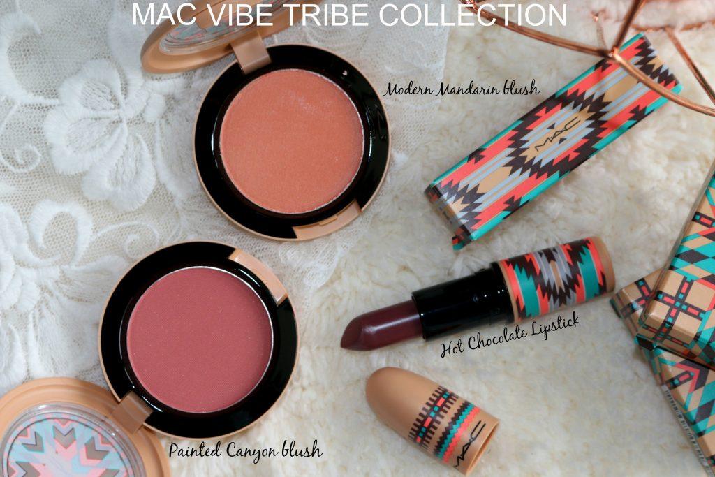 mac vibe tribe blush review