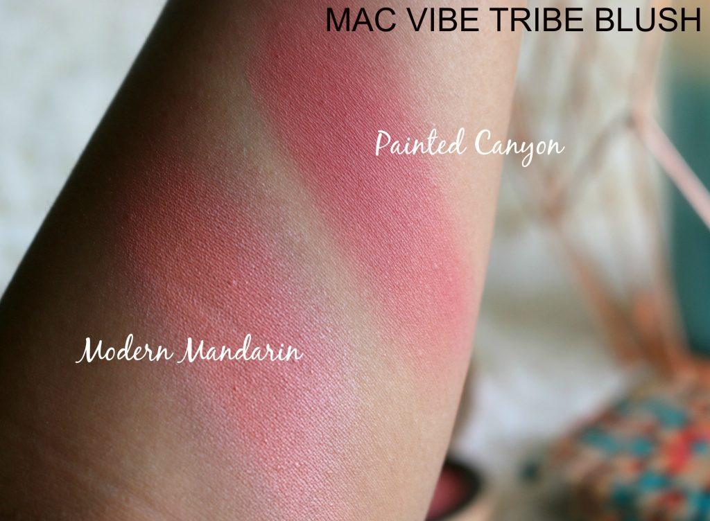 mac vibe tribe painted canyon, modern mandarin