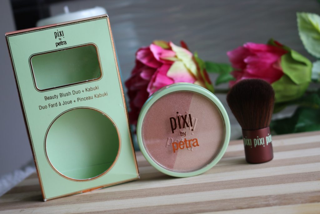 pixi by petra blush duo peach honey