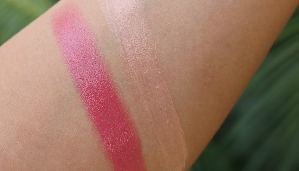 Guerlain KissKiss Shaping Cream Lip Colour - Fall in Red, Fall in Nude