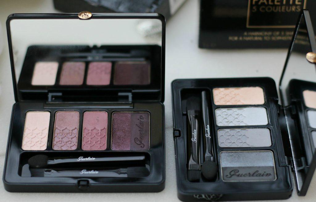 Guerlain Palette 5 Couleurs - Rose Barebare, L'Heure de Nuit
