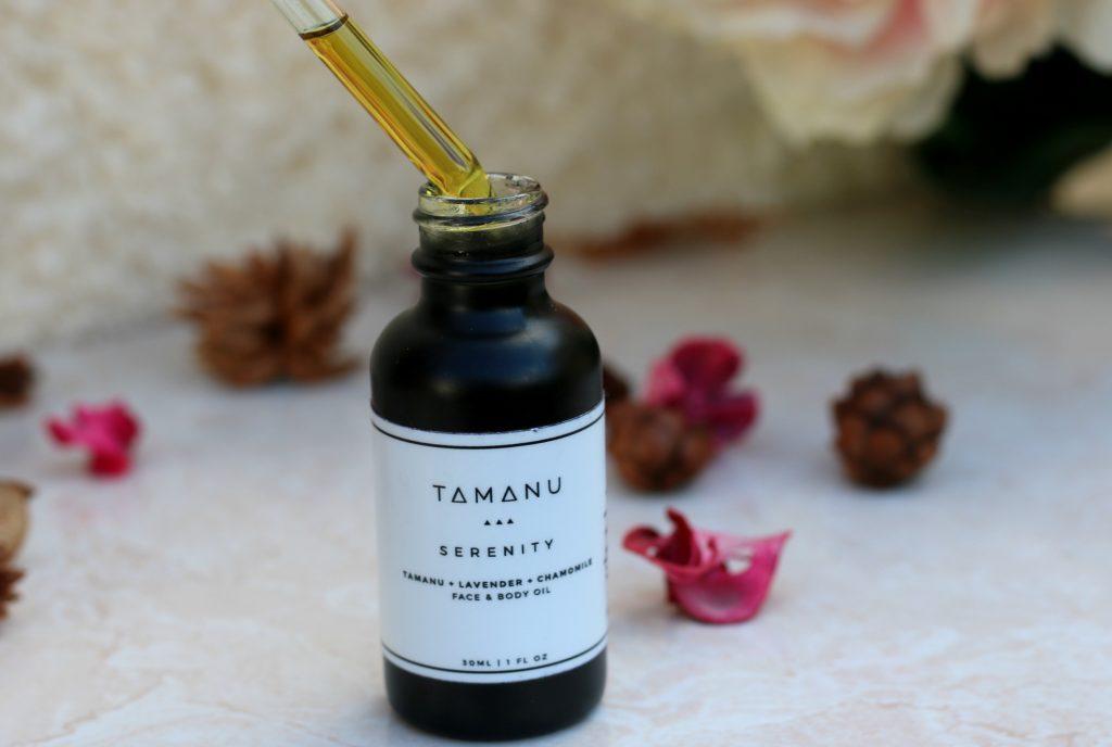 TΔMΔNU Serenity oil lab reviews