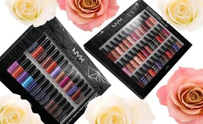 NYX Cosmetics Vault sets Ulta