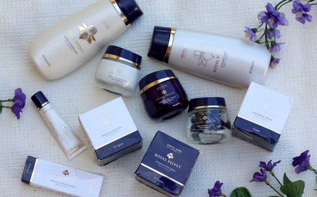 oriflame royal velvet range online