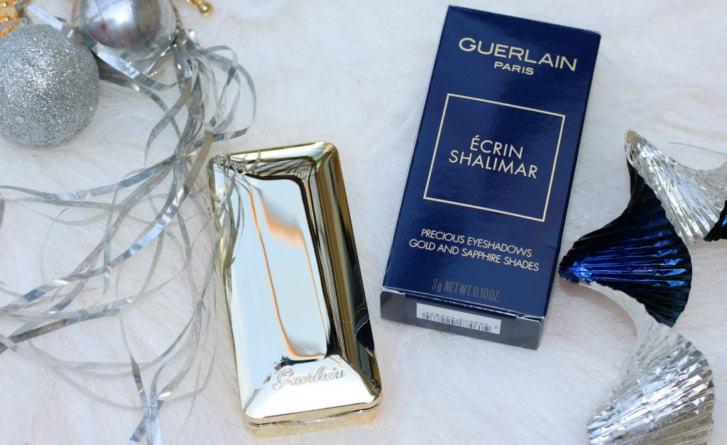 GUERLAIN Écrin 2 Couleurs Eyeshadows - Gold and Sapphire