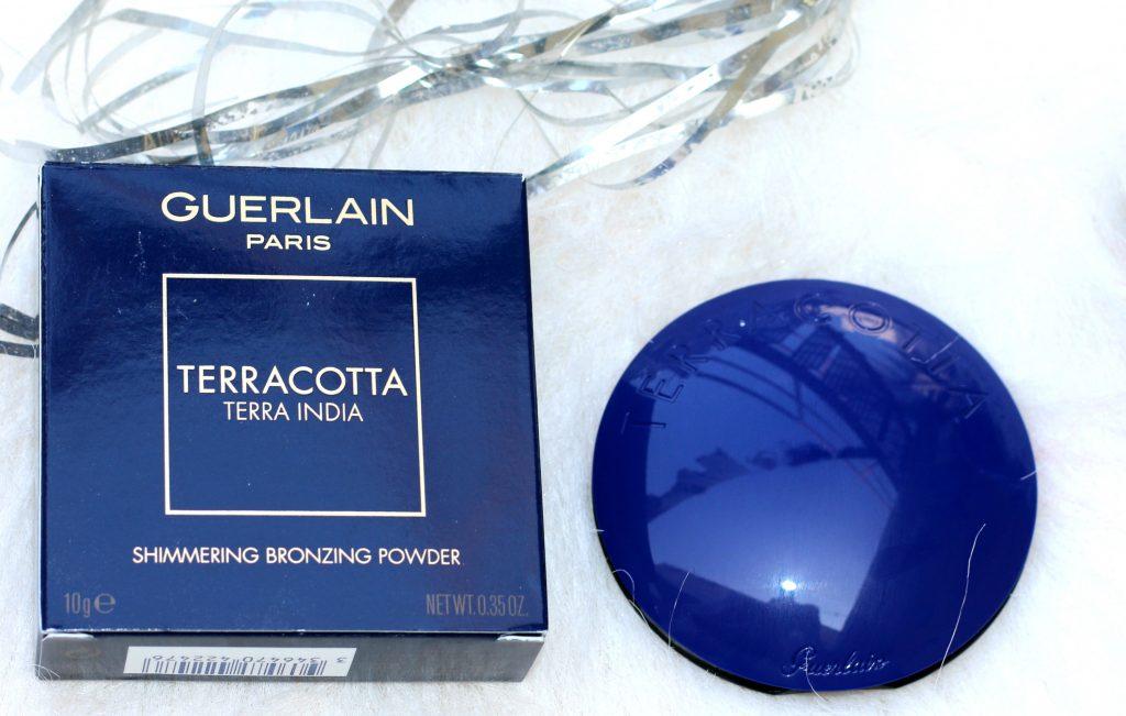 guerlain terracotta terra india shimmering bronzing powder