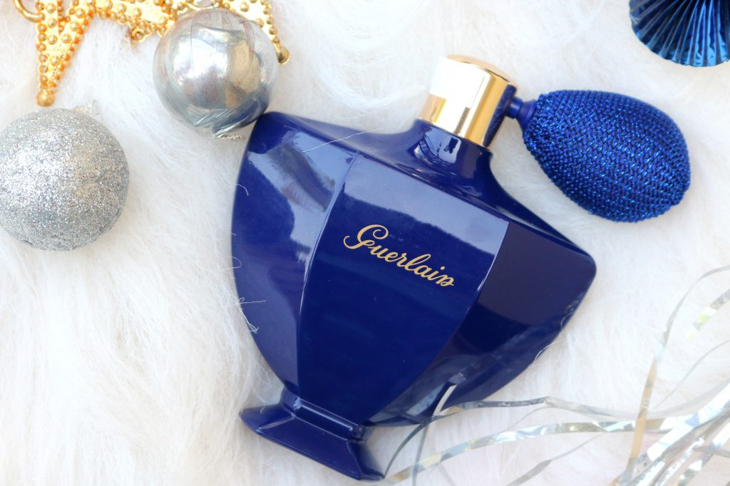 Guerlain Souffle D'Or De Shalimar – Perfumed Iridescent Body & Hair Powder