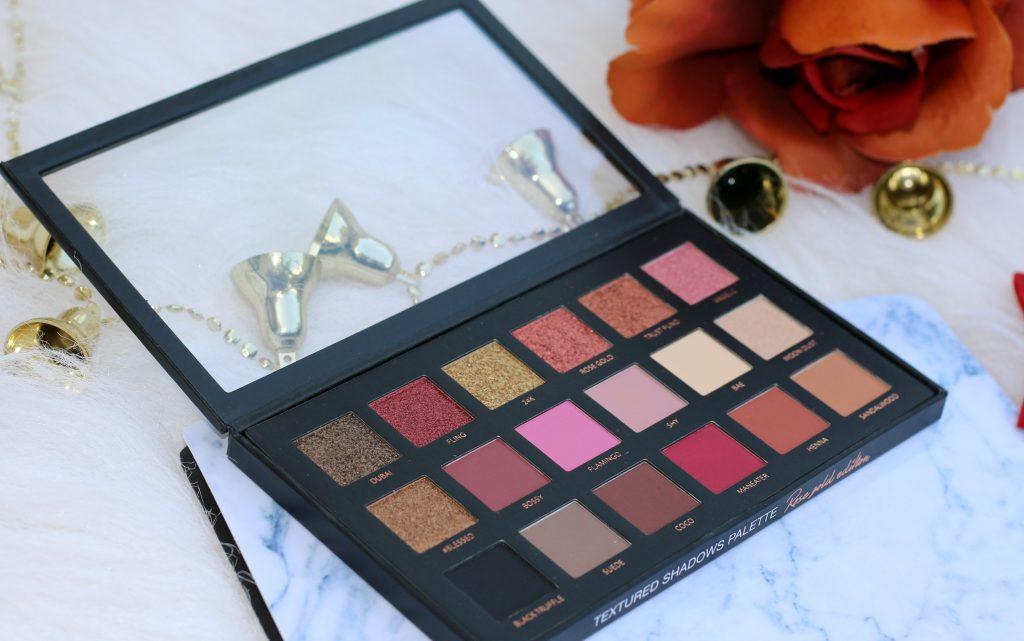 huda beauty rose gold palette release date