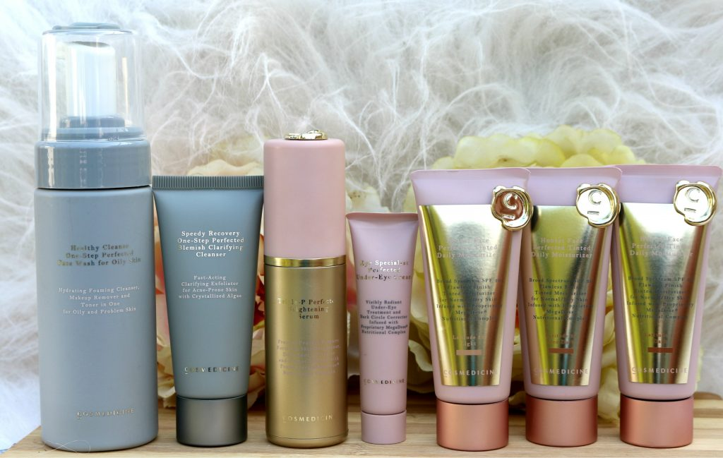 Cosmedicine Skincare Products review