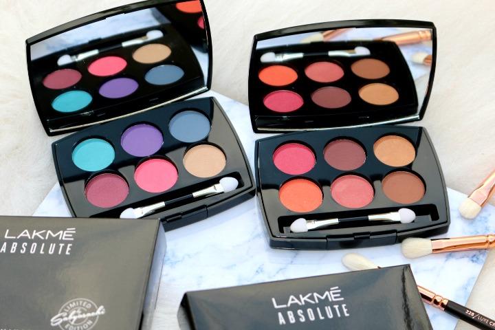 buy Lakmé Absolute Illuminating Eyeshadow Palettes india