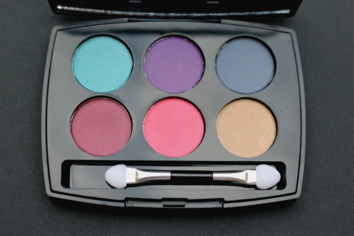 Lakmé Absolute Eyeshadow Palette - Royal Persia swatches and review