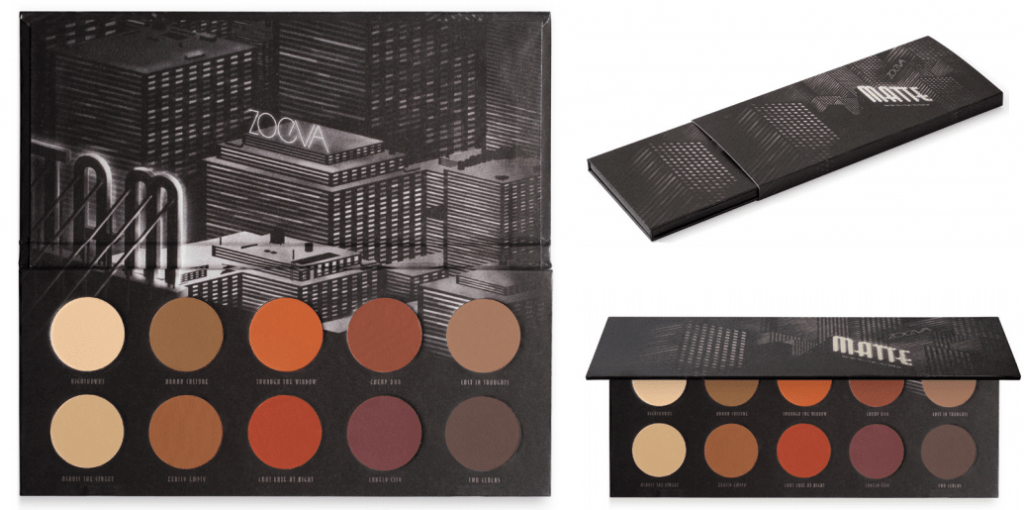 buy zoeva matte eyeshadow palette