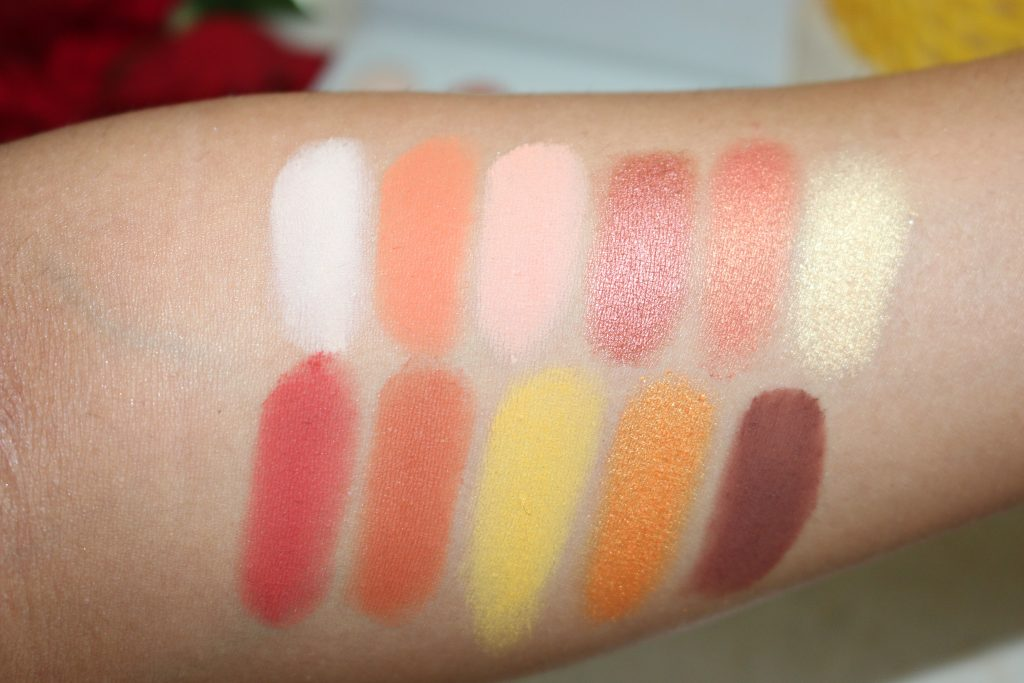 ColouprPop yes, please! - pressed powder shadow palette