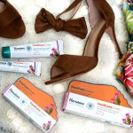 Himalaya Foot Care Cream for dry cracked heels