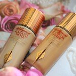 Charlotte Tilbury Hollywood Flawless Filter – 4 Medium, 5 Tan | Swatches & Review