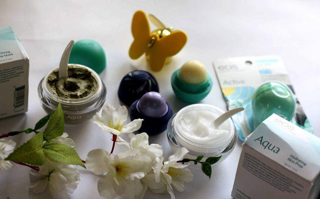eos aqua purifying clay mask,eos aqua hydrating skin prep, eos marine collection 2 lip balm pack, eos active lip balm aloe with spf 30, eos marine collection, eos aqua collection, eos lipbalm, eos skincare, eos hydrating skincare line, eos aqua skin care collection, eos lip balm, eos lip balm review, eos gifts, buy eos lip balm, buy eos skincare products, buy eos india, eos aqua purifying clay mask review ,eos aqua hydrating skin prep review, eos aqua collection