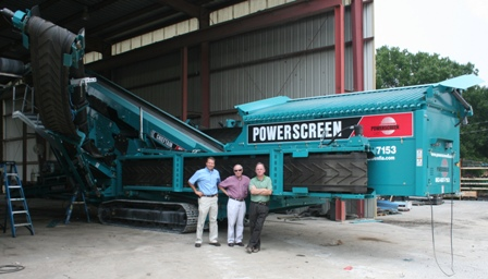 From Florida to The Dominican Republic with Powerscreen
