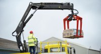 Hiab supplies Australian Rock Logistics with thirty HIAB cranes