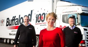 Buffaload Logistics fleet tops 100 double deckers