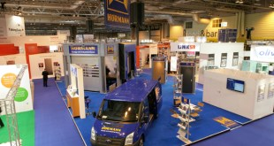 Hörmann to showcase leading products at UK's premier intralogistics event IMHX 2016