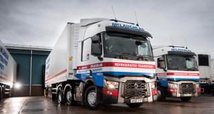 Renault Trucks Range T wins over McLaughlan Transport