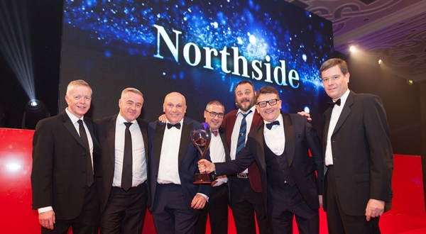 Northside scoops 'six of the best' at Mercedes-Benz Van awards