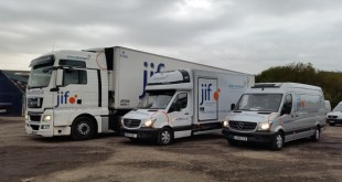 James International Forwarding switches exclusively to Cool Track