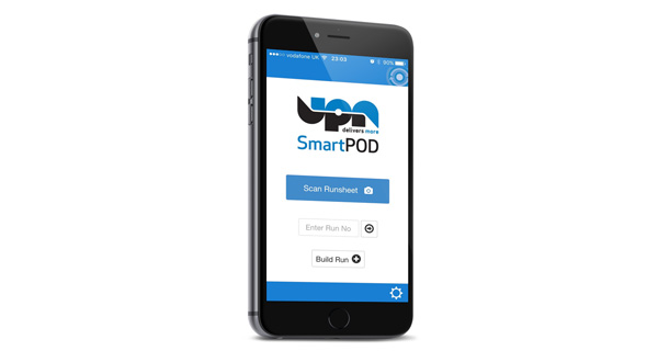 UPN launch SmartPOD - its new multi-platform live signature capture App