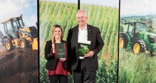 "Wallenius Wilhelmsen Logistics earns recognition as John Deere ""Partner-level Supplier"""