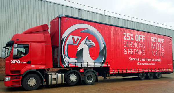XPO Logistics secures multi £-million renewal with General Motors