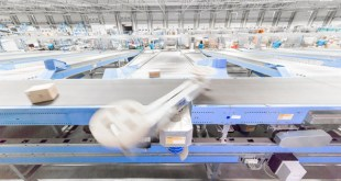 BEUMER Group's new Rota-Sorter is a cost-efficient sortation system for various items