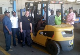 Impact National Training Manager completes charity placement in Zambia