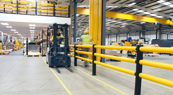 Major Accolade for Safety Barrier Range