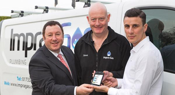 The Apprentice winner 2015, Joseph Valente, adopts BigChange technology to spring board growth