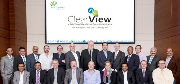 Air Cargo industry leaders gather for Kale's CLEAR VIEW Summit in Dubai – call for 100% e-Freight adoption