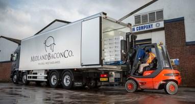 Gray & Adams fridge-bodied eight-wheeler brings home the bacon