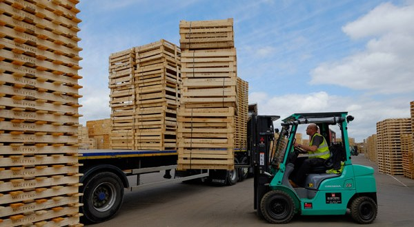 HLC Wood Products increases productivity with new fleet
