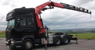 MAC's Truck Sales and Rental makes impressive debut at Scotplant 2016