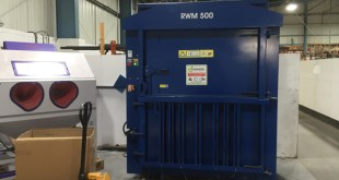 Motor manufacturer Mellor Electrics boosts recycling agenda with Riverside waste baler
