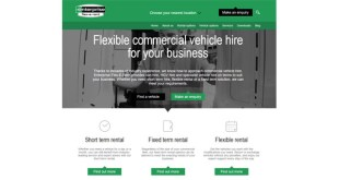 New Enterprise Flex-E-Rent website provides insight and advice to commercial fleet operators