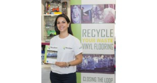 Recofloor sets new vinyl flooring collection record