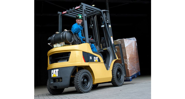 Impact delivers forklift fleet upgrade for Courier Logistics