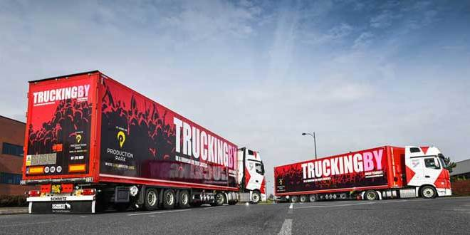 Schmitz Cargobull's high-security box trailers are the safest options for Brian Yeardley Continental