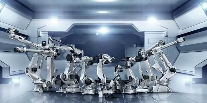 Continued double-digit growth for Comau Robotics