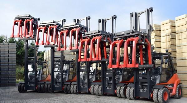 BlockMaster Forklift attachments improves productivity at Lignacite
