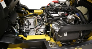 Yale completes 2.0 to 3.5 tonne LPG engine switch