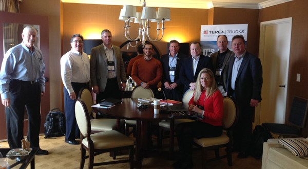 Terex Trucks unveils new products and plans at AED Summit in Washington D.C.