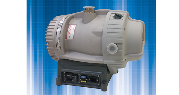 Edwards launches new variant to its XDS dry scroll pump range, for more aggressive chemical applications
