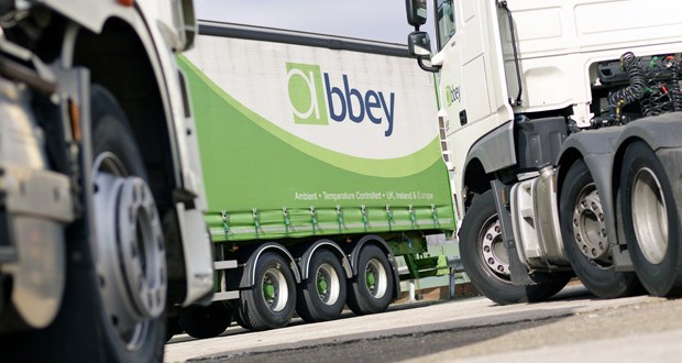 Michelin solutions' EFFITIRES™ package delivers for Abbey Logistics