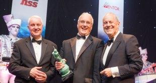 Narrow Aisle MD is Fork Lift Truck Association Lifetime Achievement Award winner